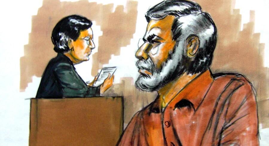 Sent på eftermiddagen dansk tid skal et nævningeting i Chicago votere om skyldsspørgsmålet for Tahawwur Hussein Rana, som er sigtet for medvirken til terrorplaner mod Jyllands-Posten.