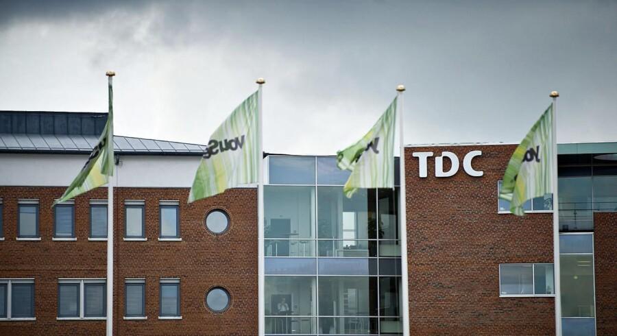 ARKIVFOTO. TDC køber kabelTV udbyderen GET i Norge