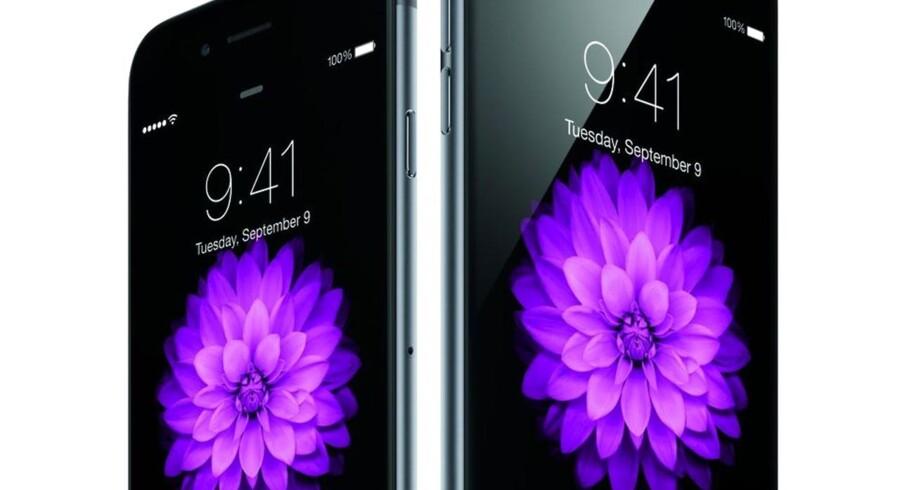 Apple har lanceret to nye smartphones. Der er tale om en iPhone 6 med en 4,7 tommer skærm, og en iPhone 6 Plus-model med en 5,5 tommer skærm.