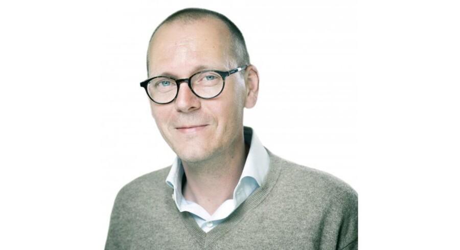 Knud Løkke Rasmussen, kommunikationschef, Gul Strøm