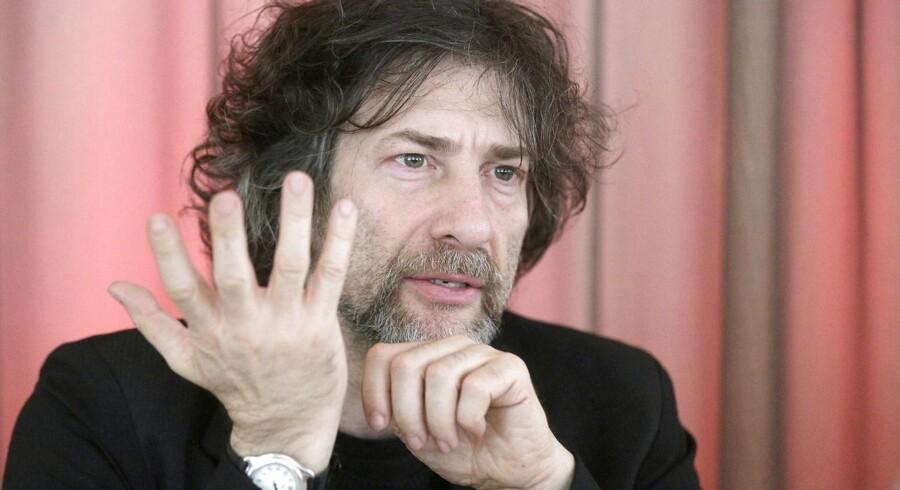 Forfatter Neil Gaiman er en af de tre værter ved PEN Americas prisuddeling. Arkivfoto: Georg Hochmuth/EPA