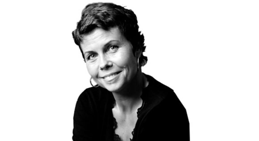 Birgitte Baadegaard, cand.merc., stifter af firmaet Q2Q