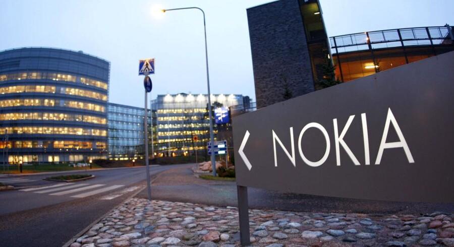 Finske Nokia er hårdt presset. Samtidig forlader endnu en direktør virksomheden. Arkivfoto: Scanpix