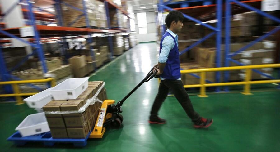 Alibaba Group sidder på 80 procent af nethandlen i verdens folkerigeste land.