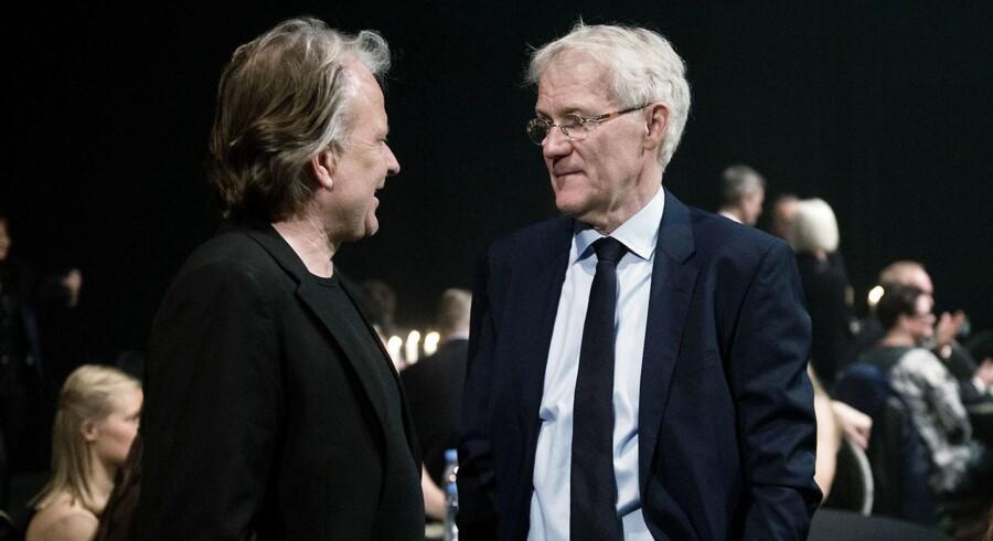 Morten Olsen stoppede som dansk landstræner i november 2015, efter at det stod klart, at Danmark ikke kvalificerede sig til EM-slutrunden til sommer i Frankrig.