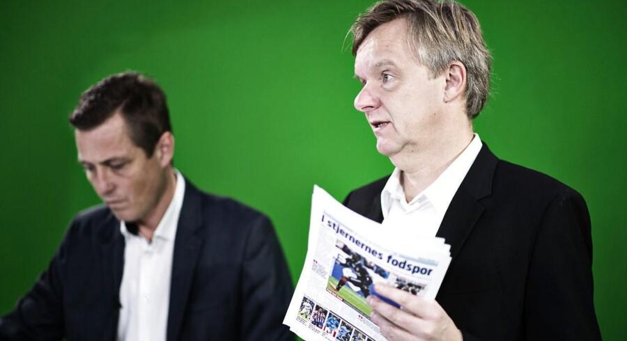 Ekstra Bladet holder pressemøde onsdag den 9. december på deres redaktion i København om journalisten Michael Qureshi, der anklages for at have brugt falske kilder.
