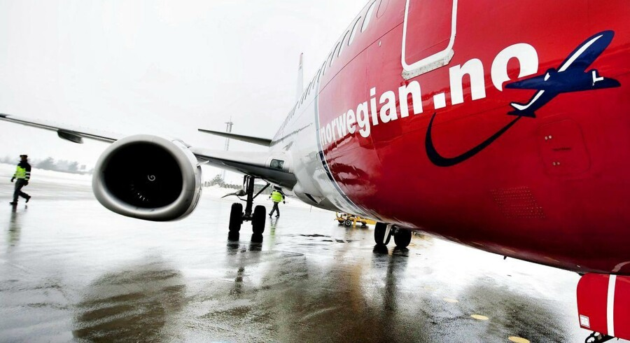 Norwegians ruter til USA og Asien sikrer ny passagererrekord i københavns Lufthavne.