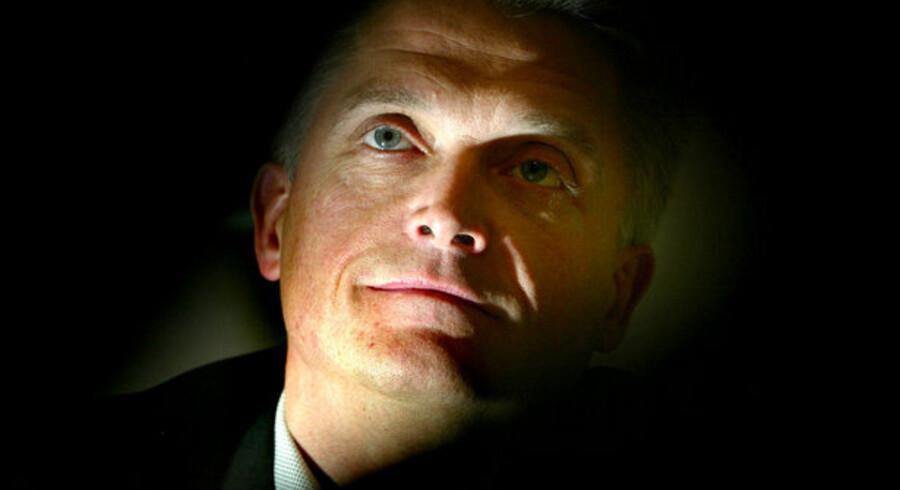 Bestyrelsesformand i Dansk Bredbånd gennem tre år, Svenn Dam, har brugt 2008 på at få ryddet op i selskabet. Foto: Ernst van Norde, Scanpix
