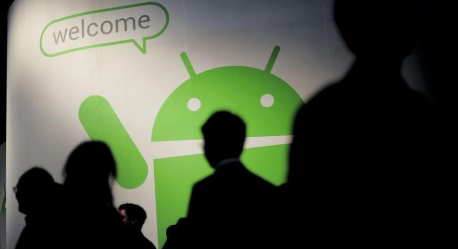 Sidste år var Android allevegne. Det kommer nok også til at ske i år - men i år vil flere små, nye selskaber titte frem med konkurrenter