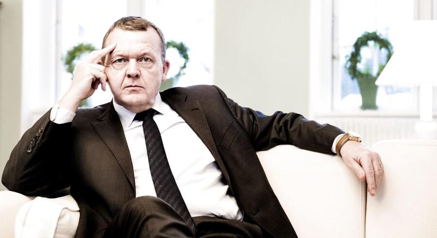 Ifølge Berlingskes politiske analytiker Thomas Larsen kan onsagens skæbnedag i dansk politik ende i tre mulige scenarier (arkivfoto).