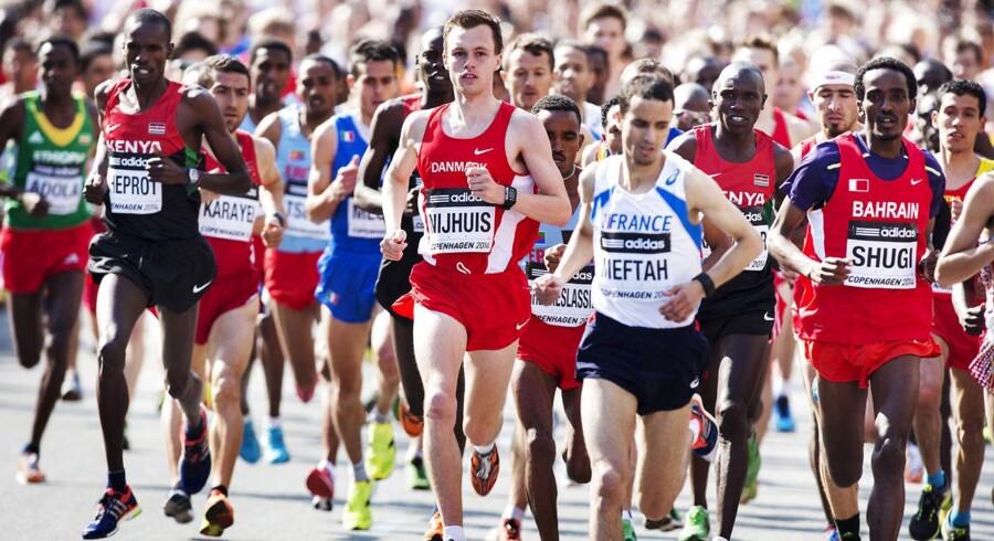 Arrangør af Copenhagen Half Marathon ser gode chancer for en verdensrekord i Københavns gader til september.