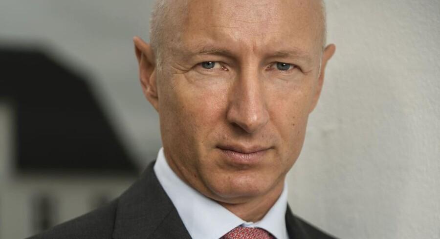 Lars Fruergaard Sørensen, ny CEO i Novo Nordisk
