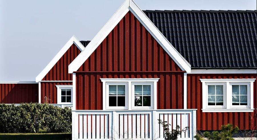 Sommerhusområde, Vejby.