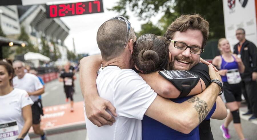 Copenhagen Half Marathon.