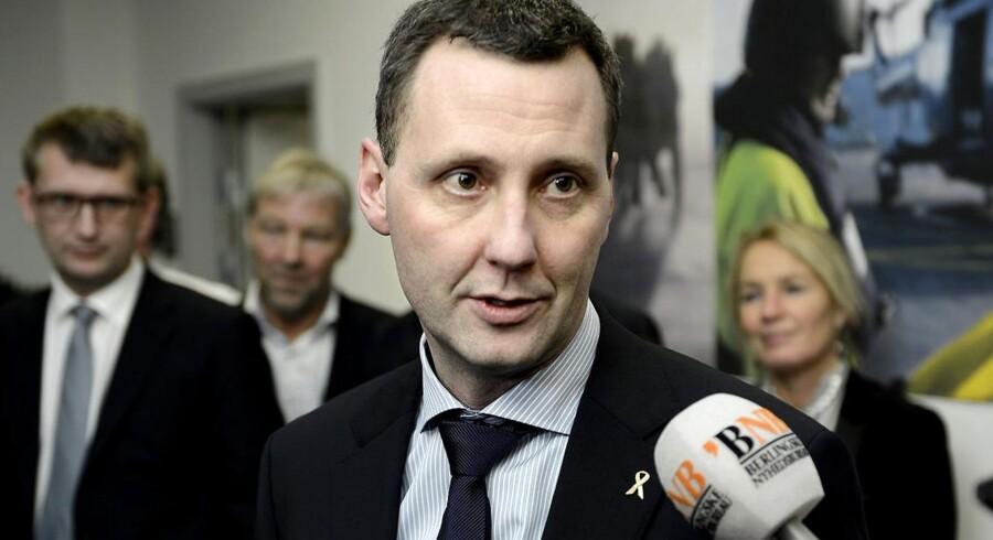 Sundhedsminister Nick Hækkerup (S).
