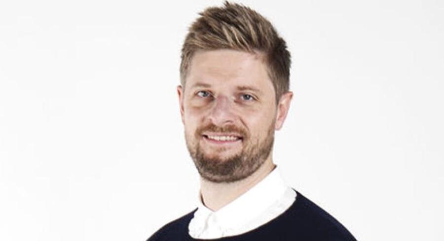 Morten Crone Sejersbøl, sportsredaktør på Berlingske
