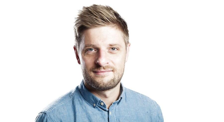 Morten Crone Sejersbøl.