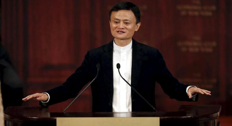 Jack Ma, stifter og topchef af Alibaba, er den rigeste kineser i verden, men han får selskab af mange nye i den kinesiske milliardærklub hvert år.