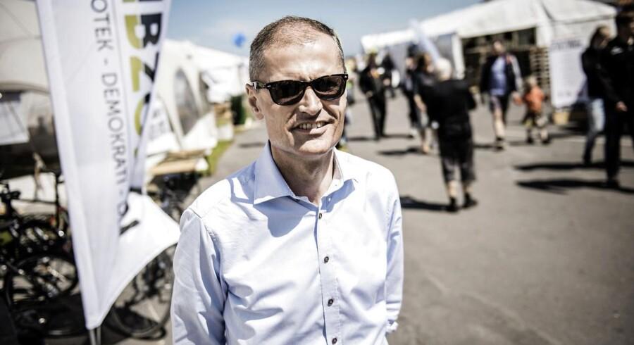 Tidligere Vestas-direktør Ditlev Engel er i dag formand for vindinvestoren SE Blue Renewables og tænketanken Big Future 2025.