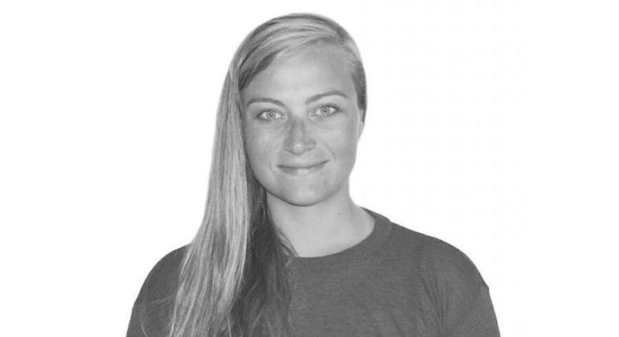 Katrine Blauenfeldt, studerende
