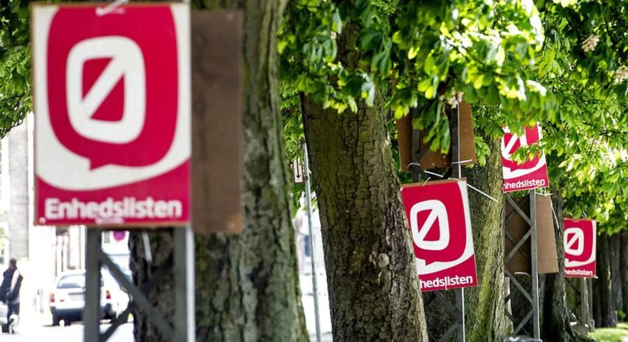 Oven på onsdagens statistik for fordelingen af formuer i Danmark slår Enhedslisten til tromme for, at uligheden vokser, og at det skal stoppes politisk. Det vil være et centralt krav til Socialdemokratiet, når der næste gang skal dannes regering.