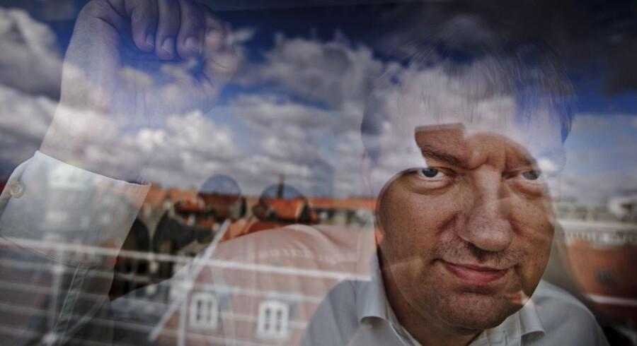 Klaus Garde Nielsen har fået barberet det meste af sin betydelige gæld til det offentlige.