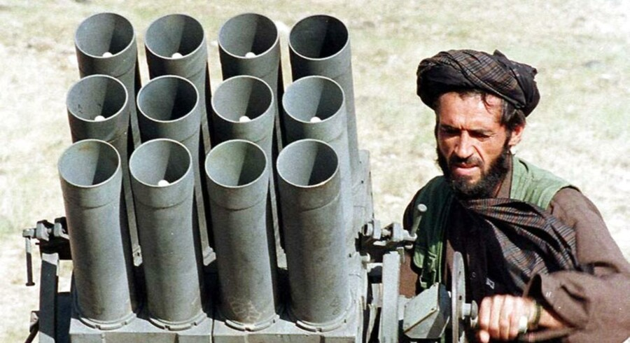 ARKIVFOTO: Ifølge Reuters erklærer Taleban, at offensivens mål blandt andet bliver udenlandske ambassader, embedsmænd og militære mål, og Taleban opfordrer samtidig alle udenlandske tropper til at forlade Afghanistan.