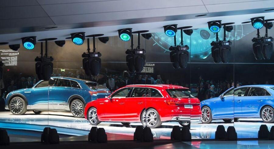 Skandalen om VW's forureningsbiler breder sig til Audi, hvor to millioner biler er udstyret med snydesoftware.