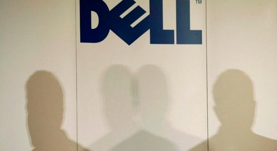 Dell er fortsat kun en skygge af sig selv - her grundlæggeren Michael Dells af slagsen. Foto: Issei Kato, Reuters/Scanpix