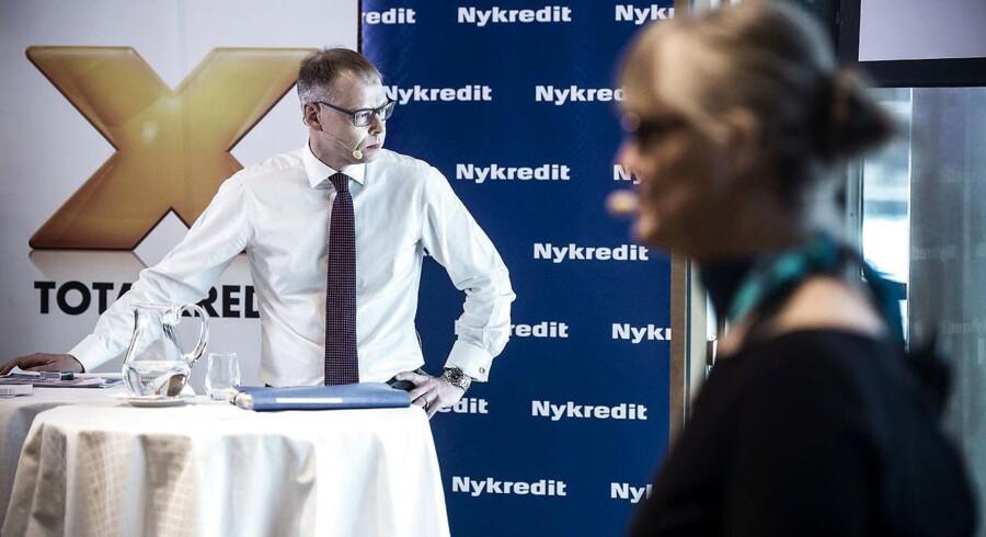 Nykredit håber på en børsnotering i løbet af et eller to år. Onsdag gav Foreningen Nykredit sin accept.