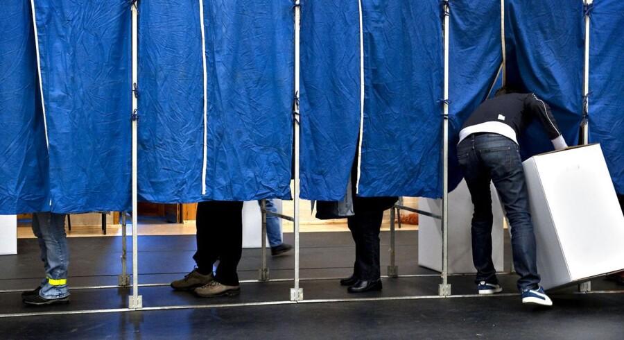 ARKIVFOTO Kommunalvalg 2009.