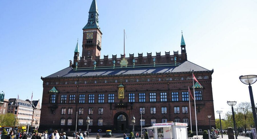 Københavns Kommune får nyt telefonsystem i sin borgerservice inden nytår og vil både spare penge og kunne give bedre service, loves det. Foto: Iris/Scanpix