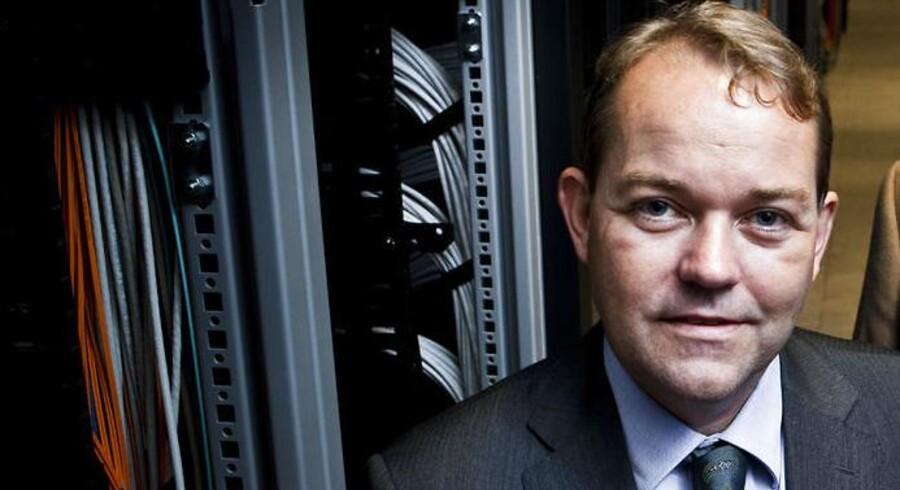Lars Monrad-Gylling var i 15 år topchef i KMD, det tidligere Kommunedata. Hans viden om det kommunale IT-marked skal nu hjælpe Global Connect. Arkivfoto: Malte Kristiansen, Scanpix