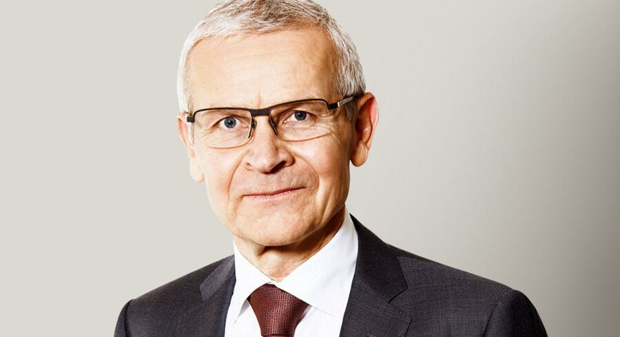 Med udgangen af 1. kvartal 2015 forlader danske René Svendsen-Tune igen Nokia-koncernen. Foto: Nokia