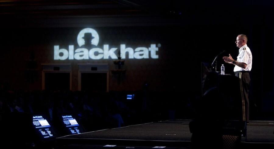 Black Hat er en sammenkomst for folk i cybersikkerheds-branchen, som for nylig blev afholdt i Las Vegas.