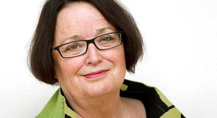 Margrethe Brun Hansen, pædagog og familierådgiver.