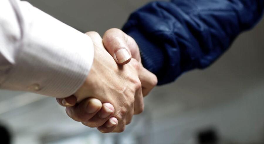 Politikerne i Washington har, natten til torsdag dansk tid, forhandlet sig frem til en aftale.