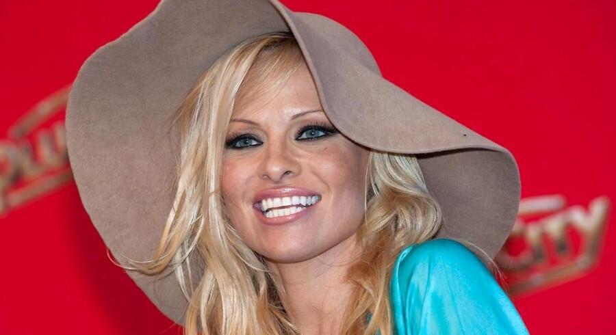 Pamela Anderson Foto: Werner Kerschbau
