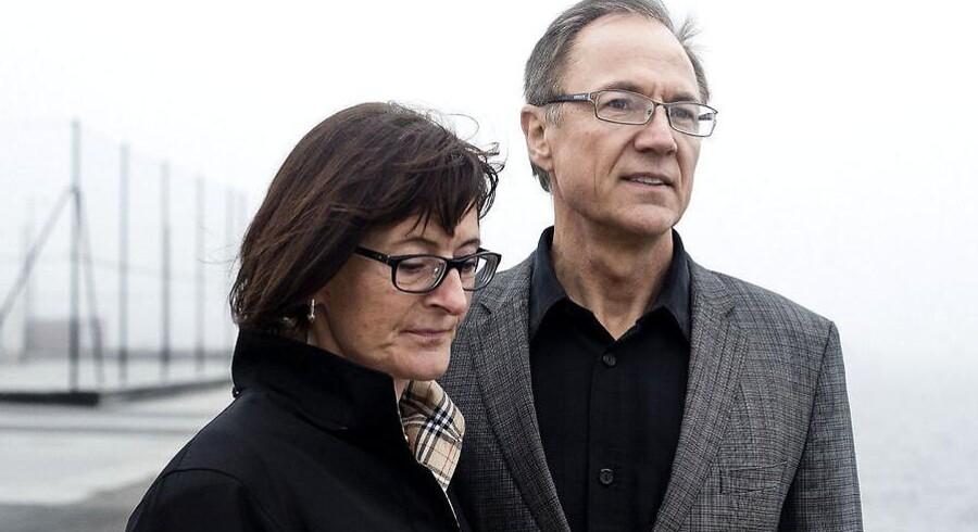 Dansk-canadieren Bjarne Bøgh Jensen, der sammen med konen Marianne, der står bag Dayz Resorts