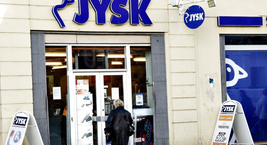 Jysk betaler en bøde på en halv million danske kroner for at lave tilbud på boxmadrasser, der har været på tilbud så ofte at normalprisen ikke længere er gældende ifølge Forbrugerombudsmanden.
