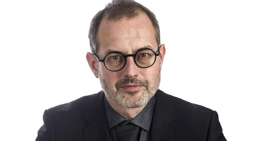 Redaktør for Berlingske Business Magasin, Claus Skovhus.