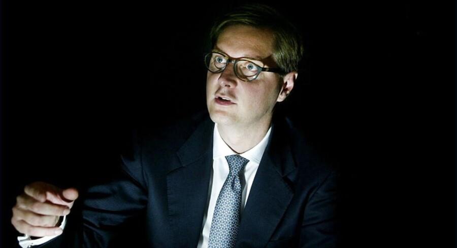 Christian Dyvig har overtaget 57 procent af aktierne i Kompan. Sammen med administrerende direktør og medejer Connie Astrup-Larsen vil han sende danske legepladser til USA og Asien.