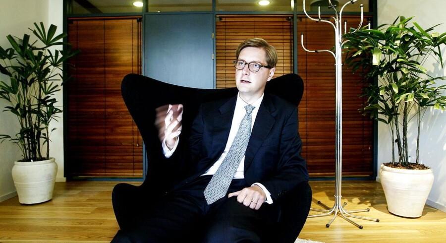 Christian Dyvig har købt 57 procent af Kompan af kapitalfonden Nordic Capital, hvor han selv har været partner.