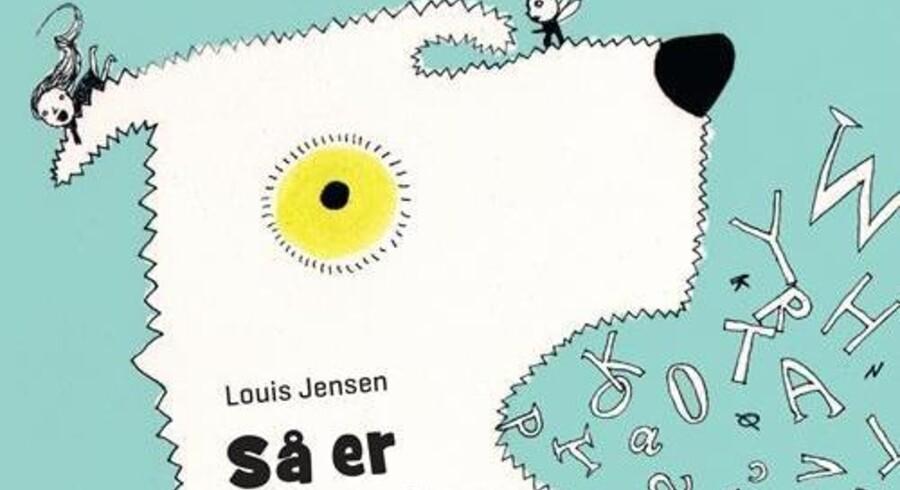 Louis Jensen: »Så er butikken åben - nye firkanter på alle hylder«