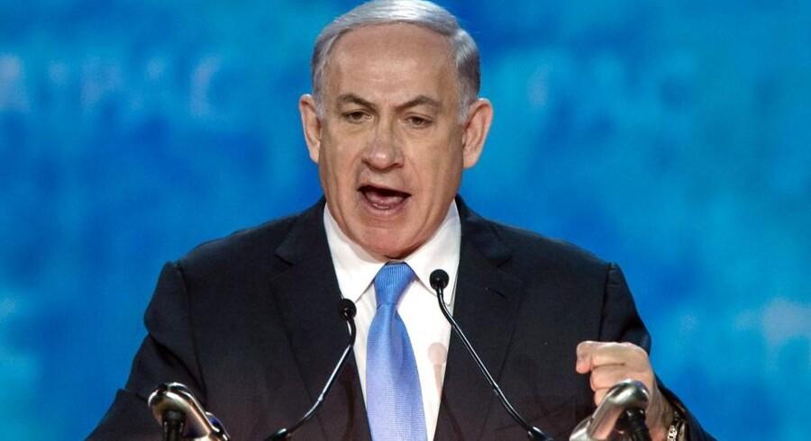 Premierminister Benjamin Netanyahu