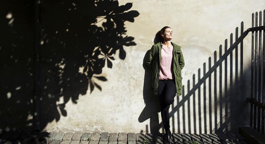 Sisse Fisker, journalalist, fylder 40 år 8. august
