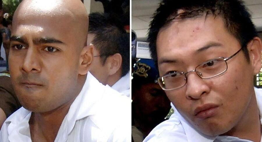 To afstralske statsborgere, Myuran Sukumaran og Andrew Chan, er blevet henrettet for narkotikaforbrydelser.
