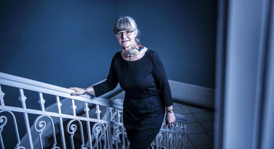 Nina Smith, professor ved Institut for Økonomi, Aarhus Universitet, og næstformand i Foreningen Nykredit. Hun meddeler i slutningen af denne uge, at hun vil stille op som formand for foreningen og kæmpe for en mere åben og synlig linje.