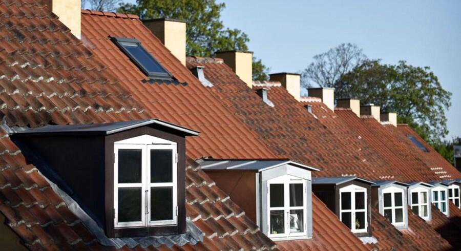 I hovedstaden får boligejere billigere boliglån end i resten af landet. I Syddanmark er lånene dyrest.
