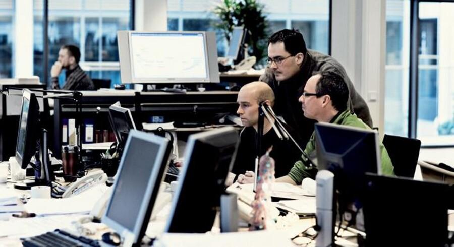 KMD har sikret sig, at det offentlige først skal kikke i selskabets katalog, når der skal indkøbes PC-udstyr. Foto: KMD